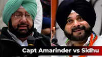 Amarinder Singh on Sidhu's allegations: He knows nothing, talks too much
