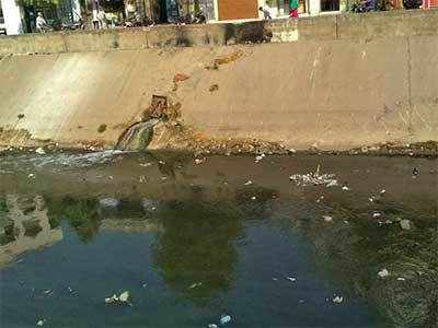 Is it a canal or a dumping zone?
