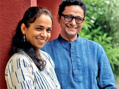 Chittaranjan Giri and Ashwini Giri get candid about acting