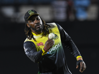 Tallawahs reject Chris Gayle's charges against Ramnaresh Sarwan