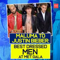 Best dressed men at Met Gala
