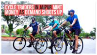 Jaipur: Cycle traders mint money as demand shoots up during pandemic