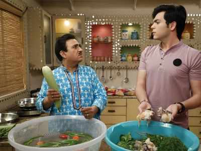 Taarak Mehta Ka Ooltah Chashmah: Jethaalal washes bread along with the vegetables to prevent covid-19 infection