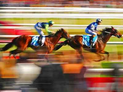horse race: Poonawalla Breeders' Multi Million wears open look
