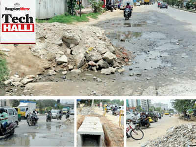 Sarjapura Road: A study in contrasts
