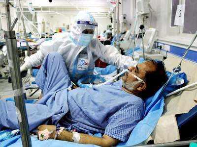 Delhi Covid lockdown news: 21 cases of black fungus at LNJP Hospital