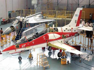 HAL's jet trainer rises like a phoenix