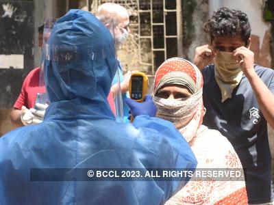 Record 1,233 new COVID-19 cases take Maharashtra tally to 16,758