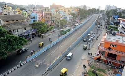 Bengaluru: 3 junctions, Magadi Road, West of Chord Road, Adugodi-Sarjapura, will get grade separators