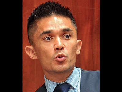 The best lessons in life are learnt through sports: Sunil Chhetri