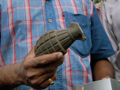 Hand grenade recovered from Pune Railway Station's parking premises