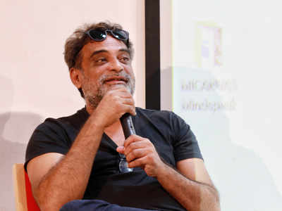 A day out with R Balki