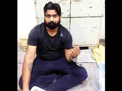 Crime branch nabs notorious criminal 'Chocolate Sunya'
