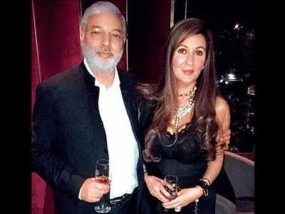 Tikka Singh hosts champagne cognac evening at a Nariman Point five-star hotel
