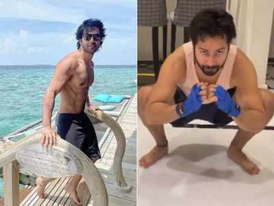 Varun Dhawan aces animal flow exercise to regain stamina post-Covid