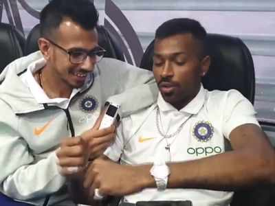 Hardik Pandya reveals his love for diamonds and his special acquisition for the World Cup on Chahal TV