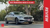 2021 Mercedes-Benz E-Class | How luxurious is the new E?