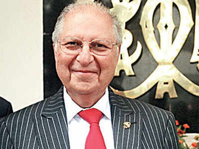 Zavaray Poonawalla elected Royal Western India Turf Club's chairman on his comeback