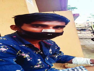 Suspecting wife's fidelity, man stabs employee