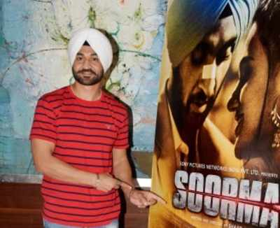 Soorma: Sandeep Singh says, 'Films made on sports can solve drug problem in India'