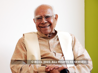 Former Union Minister Ram Jethmalani passes away