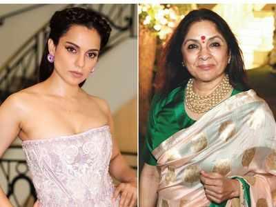 Neena appreciates Kangana for turning down Saand Ki Aankh