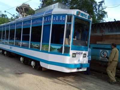Kolkata to get its first tram library