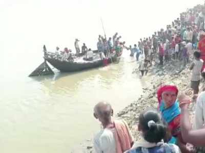 Bihar: One dead, seven missing after boat capsizes in river Ganga in Bhagalpur