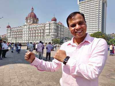 26/11 hero Praveen Teotia remembers the attack on the Taj Hotel: 'If my grenade had burst, the terrorists would have been killed on the first night itself'