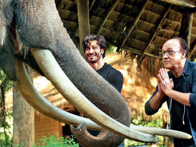Junglee director Chuck Russell: My biggest sin would be to bore audience