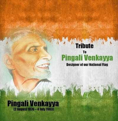 Pingali Venkayya: Independence Day special: Remembering Pingali