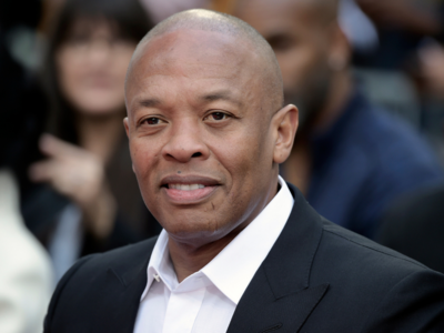 Dr. Dre recovering well after being admitted into hospital