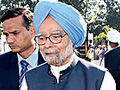 Manmohan nominated to parliamentary panel on finance