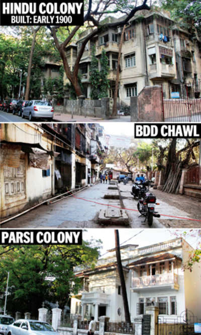 Hindu Colony set to go off heritage list