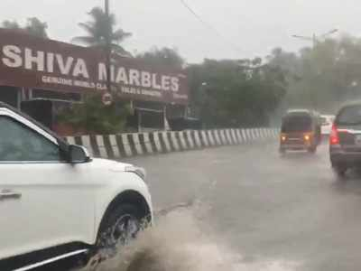 Rains in Maharashtra: 9 trains to Gujarat cancelled