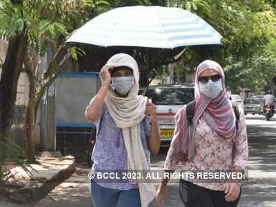 Kalaburgi district records maximum temperature of 44 degrees Celsius