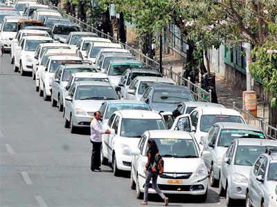 Does rideshare decrease congestion?