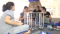 First Global Challenge 2019: Mumbai schoolgirls participate at robotics competition in Dubai