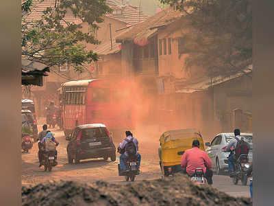 The perils of dust
