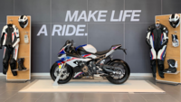 BMW S 1000 RR: First impression