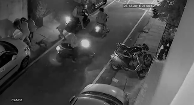 Caught on CCTV: Bike robbers in Bengaluru give sleepless nights to residents