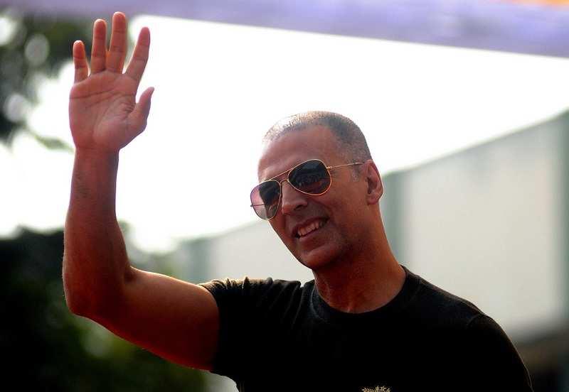In Pics: Here's how Akshay Kumar wooed his audience in Pune
