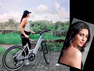 Daisy Shah: Cycling is my only form of cardio now