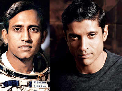 Heard this? Rakesh Sharma biopic back on track with Farhan Akhtar in the lead