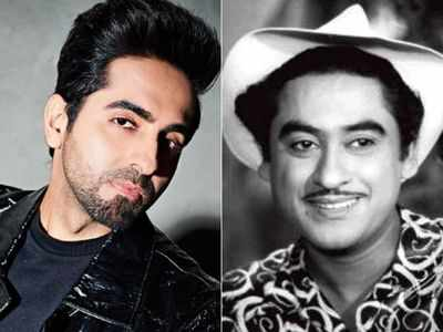 Ayushmann Khurrana pays tribute to Kishore Kumar, treats fans with his soulful voice