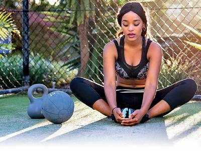 PLAN AHEAD : Get fit