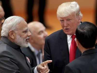Trump says got India motorcycle tariff down to 50 per cent in just 2 minutes