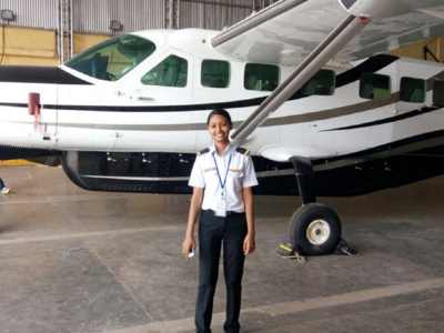 23-year-old tribal woman becomes first female pilot from Malkangiri district
