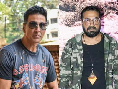 Netizen calls Akshay Kumar 'spineless'; Anurag Kashyap agrees