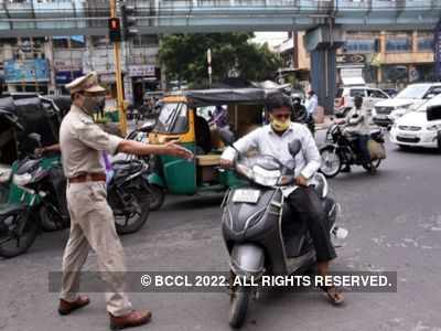 Sensing public displeasure, Gujarat government to hold helmet drive only on highways and not in cities
